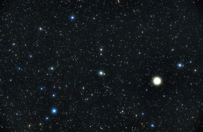 """""""Constellation du Bouvier"""" (Bootes) © Philippe DURVILLE 2001"""